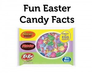 Easter Candy Facts
