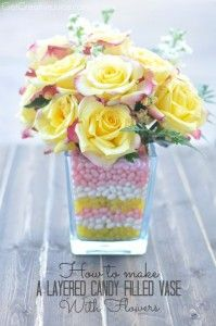 jelly belly vase