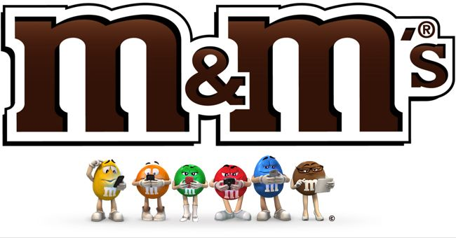 M&MS Candy Video