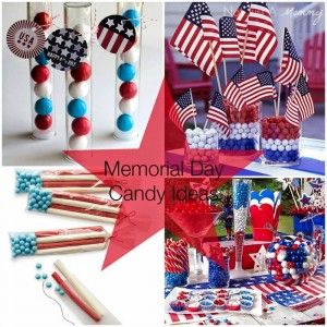Memorial Day Candy Ideas