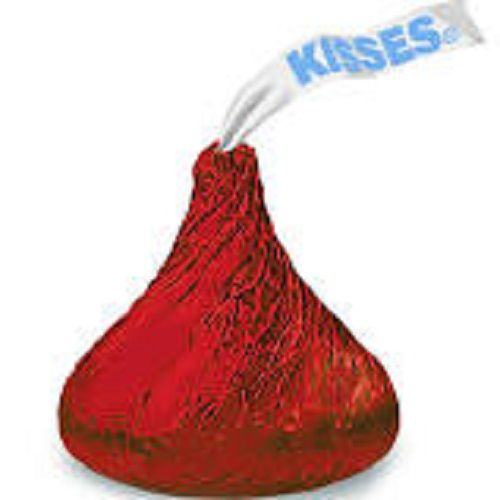 hershey kisses picture Red Hershey Kisses | Sweetservices.com Online Bulk Candy Store
