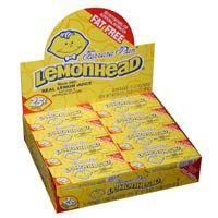 LemonHeads 12 ~ 24 Count Boxes