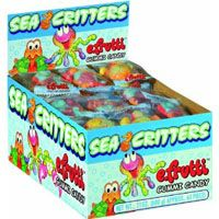 Gummi Sea Creatures  60 Count Box.
