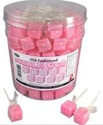 Espeez Bubble Gum Flavored Cube Pop ~ 100 Count