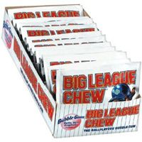 Big League Chew Original ~ 12 - 2.12oz Pouches