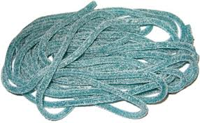 Gustaf's Sour Blue Raspberry Laces - 2lb Bag
