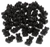 Sugar Free Licorice Bears ~ 2.2lb Bag