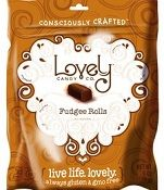 Lovely Candy Chocolaty Fudgee Rolls- 4lb Bag