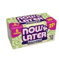 Now and Later Pineapple ~ 24 Count