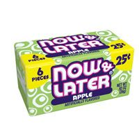 Now and Later Apple ~ 24 Count
