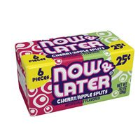 Now and Later Cherry Apple ~ 24 Count
