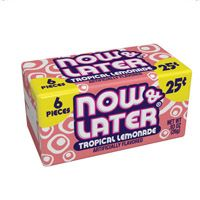 Now and Later Tropical Lemonade ~ 24 Count