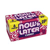 Now and Later Cherry ~ 24 Count