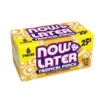 Now and Later Tropical Punch ~ 24 Count