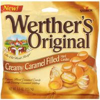 Werther's Caramel Filled Butter Toffee ~ 12 - 10oz Bags