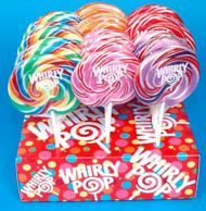 Whirly Pops ~ 24 count