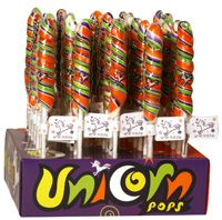 Halloween Unicorn Pop ~ 36 count