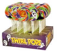 Halloween Twirl Pop ~ 36 count