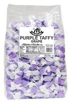 Purple Fairtime Taffy - 3lb Bag