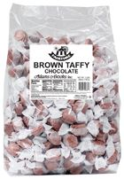 Brown Fairtime Taffy - 3lb Bag