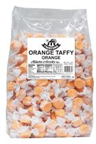 Orange Fairtime Taffy - 3lb Bag