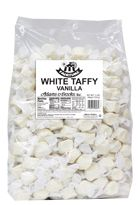 White Fairtime Taffy - 3lb Bag
