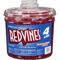 Red Vines ~ 240pcs.