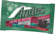 Andes Christmas Creme de Menthe ~ 5lbs.