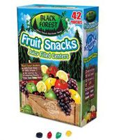 Black Forest Fruit Snacks - 6 - 42 Count Bags