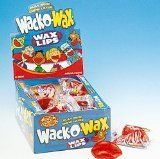 Wack-O-Wax Lips ~ 24 Count Box