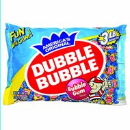 Dubble Bubble Twists 6 ~ 3lb Bags