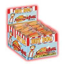 Gummi Hot Dog ~ 60 Count