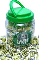 Money Mints Roll ~ 100 Rolls