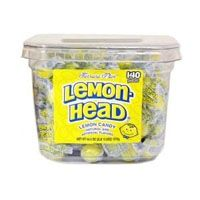 LemonHeads ~ 150 Count Tub