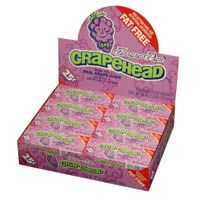 GrapeHead 12 ~ 24 Count Boxes