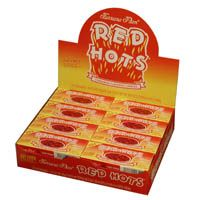 Red Hots 12 ~ 24 Count Boxes