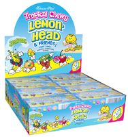 Troipcal Chewy LemonHeads & Friends ~ 24 Count Box