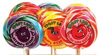 Fruit Lick Twirl Pops ~ 24 count