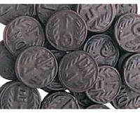 Money Salt Coins Licorice 2.2lb Bag