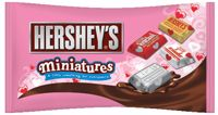 Hershey Valentine's Miniatures ~ 18.5oz Bag