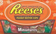Reese's Christmas Peanut Butter Cup