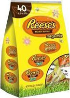 Reese's Peanut Butter Mega Mix ~ 80ct Bag
