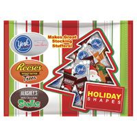 Hershey Holiday Shapes ~ 23oz Bag