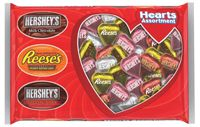 Hershey's Valentine Heart Mix ~ 15oz Bag
