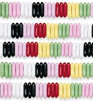 Jelly Belly Licorice Pastels ~ 5lb.  