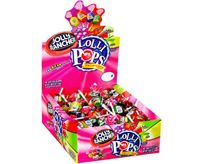 Jolly Rancher Filled Lollipops ~ 100 Count