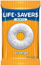 Lifesavers Orange Mints - 12 ~ 6.25oz Bags