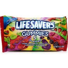 Lifesavers 5 Flavor Gummies - 12 ~ 13oz Bags