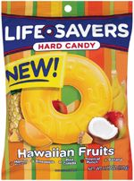 Lifesavers Hawaiian Fruit - 12 ~ 6.25oz Bags