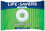 LifeSavers Wint-O-Green Singles - 12 ~ 13oz Bags